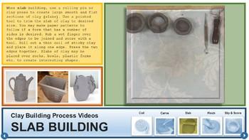 Clay Building Basics: Techniques (Coil, Pinch, Slab, Carve, Slip & Score)