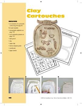 Clay Cartouches
