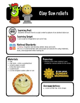 Clay - Expressive Suns