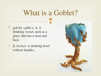 Clay Goblet Project