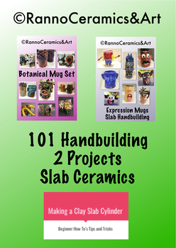Clay Hand-Building 101 & Two Projects!