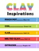 Clay Inspirations: Great Ideas to Spark Your Imagination ON SALE
