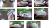 Clay Maracas Picture Instructions for Students
