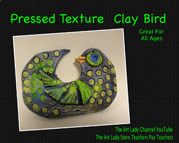 Clay Slab Bird