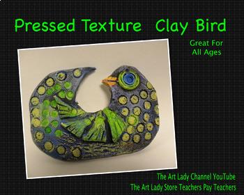 Clay Slab Bird
