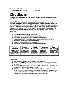 Clay Stacks