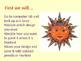 Clay Sun Faces
