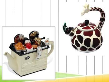 Clay Teapots
