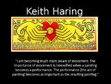 Keith Haring Artist Powerpoint