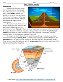 Clay Volcano Activity Answer Key