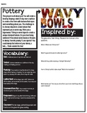 Clay Wavy Bowl