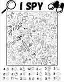 Clay figure worksheet