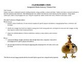 Claymation Unit Plan