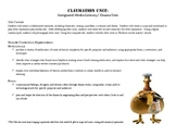 Claymation Unit Plan