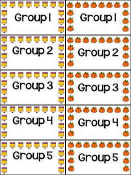Clean Caddy Punch Cards {and classroom management tool}