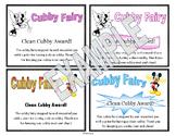 Clean Cubby Awards