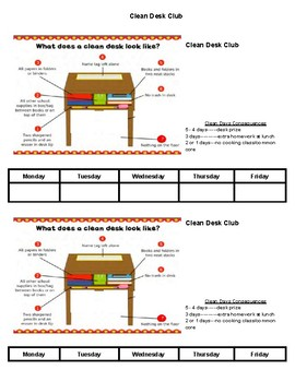 Clean Desk Club (Full Version)