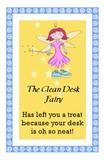 Clean Desk Fairy Cards