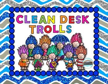 Clean Desk Trolls