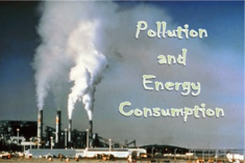 Pollution and Energy Consumption Project