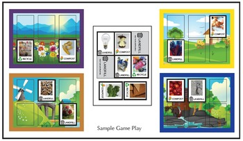 Clean It Up - An Earth Day Game