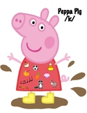 Clean Peppa Pig: /k/ and /g/ Articulation