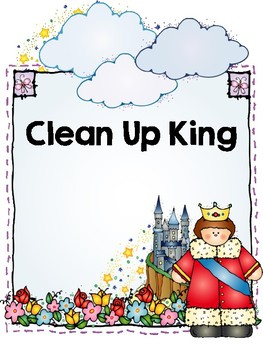 Clean Up King and Queen Posters