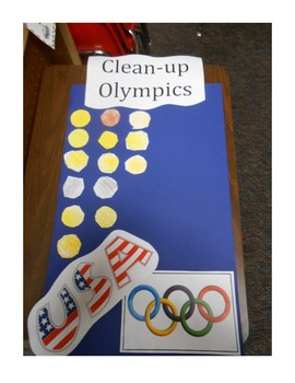 Winter Olympics--Clean Up Olympics