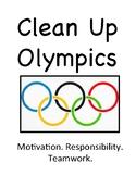 Winter Olympics--Clean Up Olympics