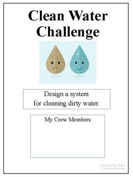 Clean Water Challenge STEM