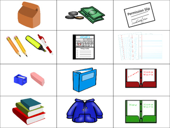 Organizing & Planning Activity for ADHD: Clean Your Room & Pack Your Backpack