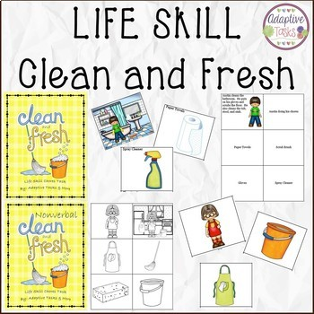 LIFE SKILL - Clean and Fresh