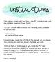 Clean, minimalist, EDITABLE teacher planner - LETTER SIZED
