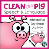 Clean the Pig - Articulation