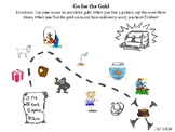 Clean the Pig and Go for the Gold (/k/ and /g/ dry erase a