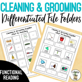 Cleaning & Grooming Supplies File Folders