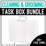 Cleaning & Grooming Task Box Bundle