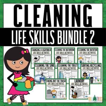 Cleaning Life Skills Bundle 2
