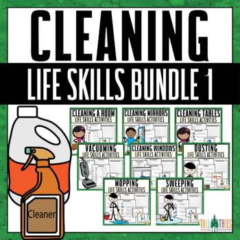 Cleaning Life Skills Bundle