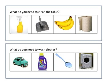 Cleaning Questions