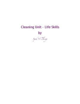 Cleaning Unit - Life Skills