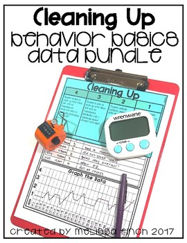 Cleaning Up After Yourself- Behavior Basics Data