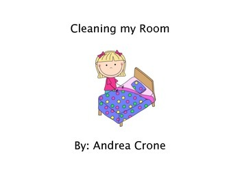 Social Story - Cleaning my room