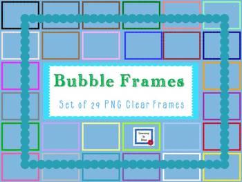 Clear Bubble Frames