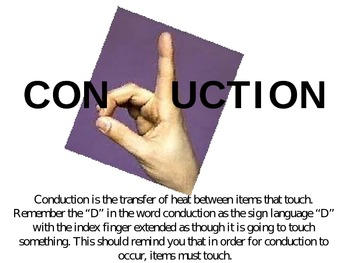 Clearing up the confusion about conduction, convection, and radiation