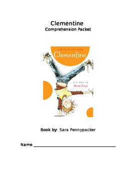 Clementine Comprehension Questions