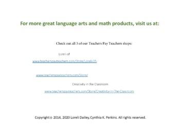 Clementine Literature and Grammar Unit