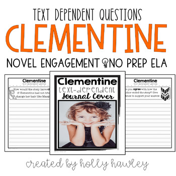 Clementine Text Dependent Questions