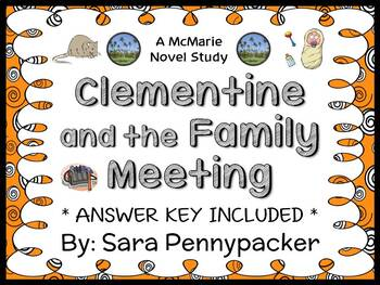 Clementine and the Family Meeting (Sara Pennypacker) Novel