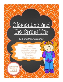 Clementine and the Spring Trip Book Club